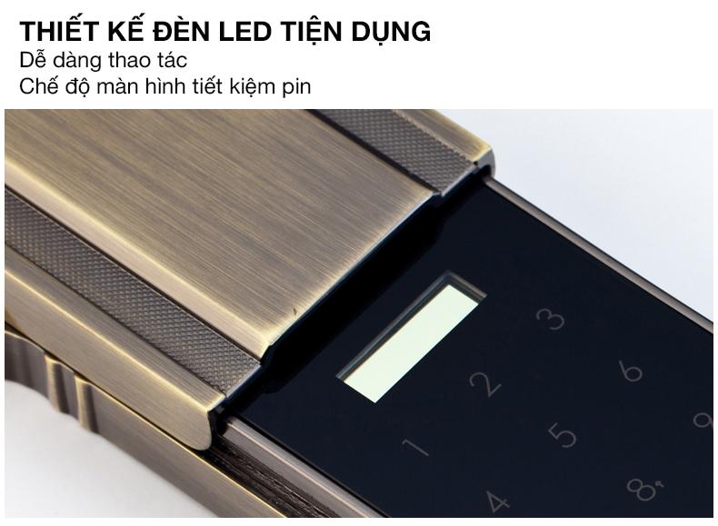 Khóa điện tử Kaadas 6001