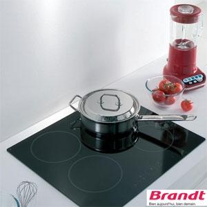 9 lý do bạn không thể từ chối chiếc bếp từ Brandt