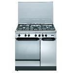 Bếp tủ liền lò Ariston C97G1 (X)EX