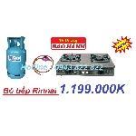 Bộ bếp gas Rinnai RV-360(G)