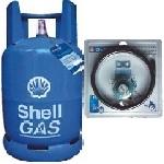 Bộ bình Shell gas 12kg