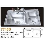 Chậu rửa AMTS 7745B