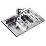 Chậu rửa Teka Princess Sink 1 1/2B 1D