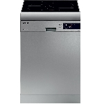 Máy rửa bát kết hợp bếp từ Brandt DKH1310IX