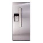 Tủ lạnh Side by side Hafele HF-SBSIA